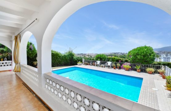 bungalow for sale panoramic views Marbella