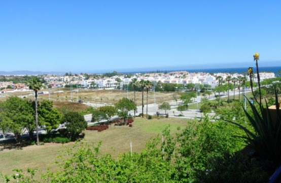 Well maintain apartment in San Pedro de Alcantara with sea views